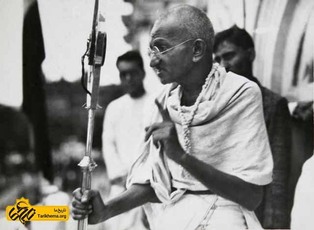 موفقیت گاندی