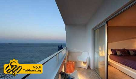 دیدنی ترین هتل های ایران