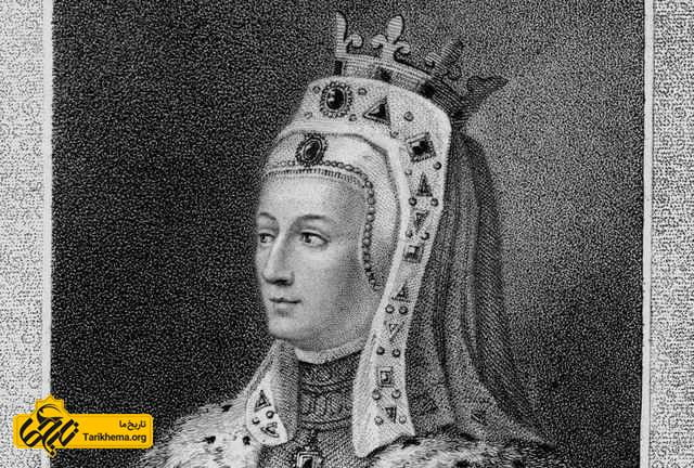 ملکه ایزابلا فرانسه