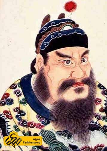 امپراتور شین شی هوانگ