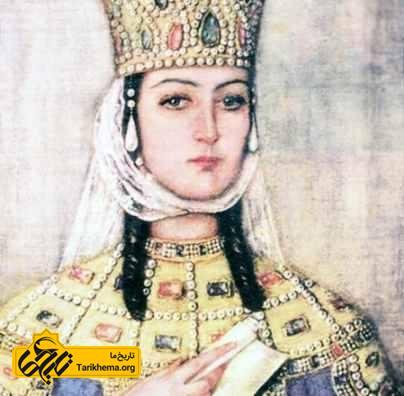 ملکه تامار گرجستان