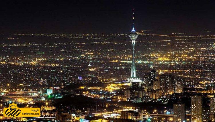 تهران چندمین شهر بزرگ دنیاست؟