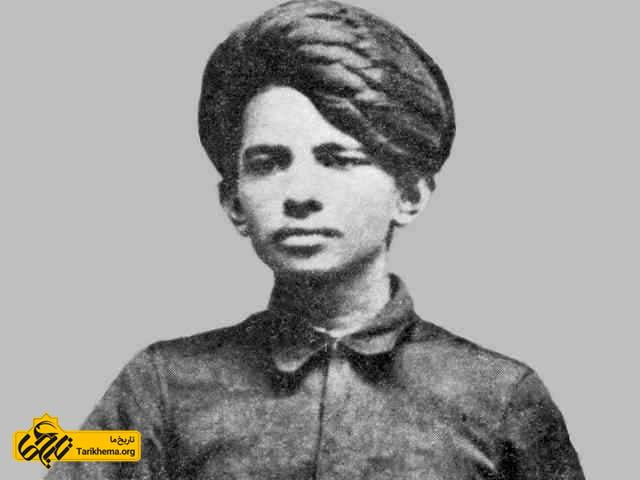 گاندی در نوجوانی