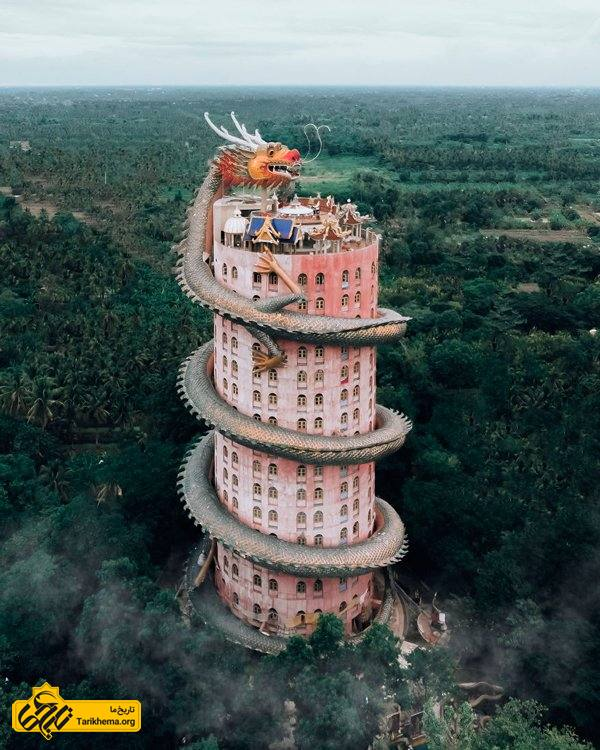 زیباترین و عجیب ترین معابد آسیا