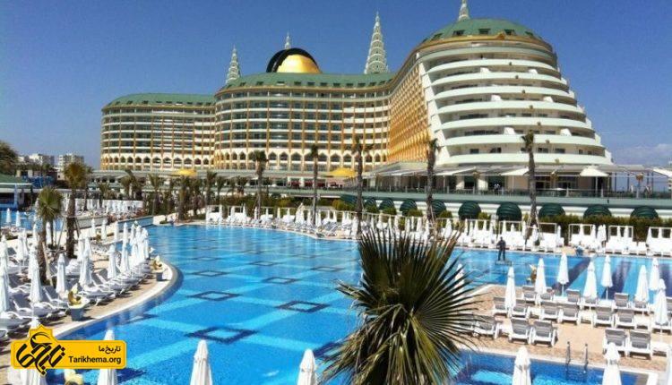 هتل های خوب آنتالیا