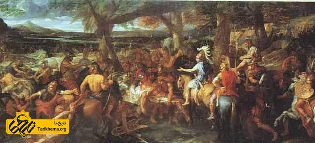 نبرد هوداسپس