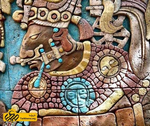 هنر تمدن مایا