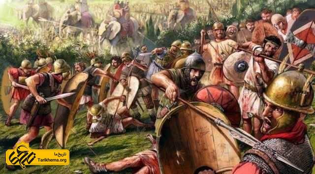 نبرد متوروس