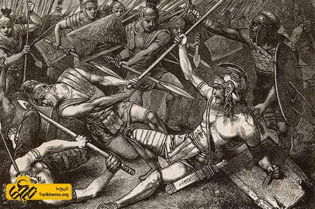 جنگ بردگان با اربابان