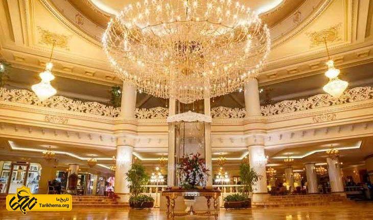 هتل های خوب مشهد