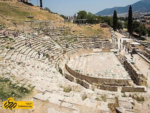 تئاتر دیونیسوس آتن