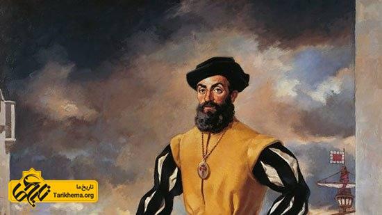 فردیناند ماژلان | دریانورد و جهانگرد پرتغالی