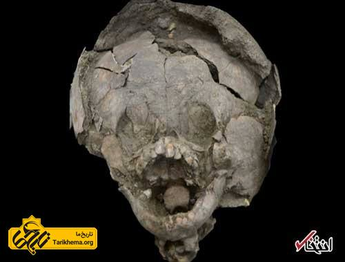 کشف بقایای نوزادان دو هزار ساله با کلاه ایمنی!