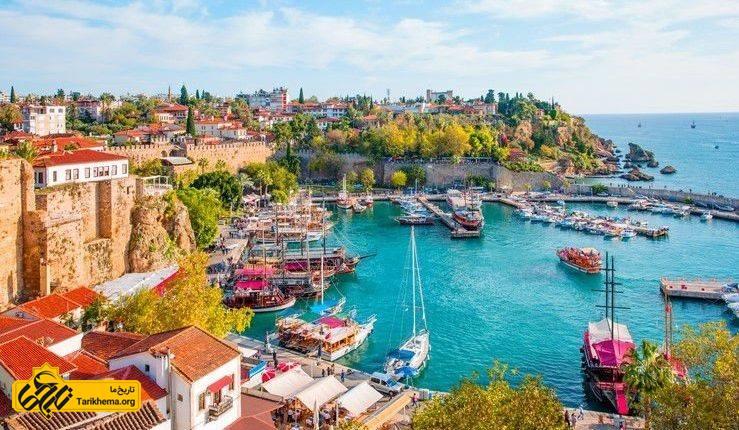 دیدنی های آنتالیای ترکیه