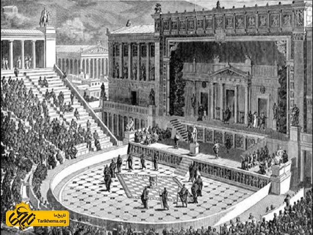 فستیوال دیونیسیا در یونان باستان