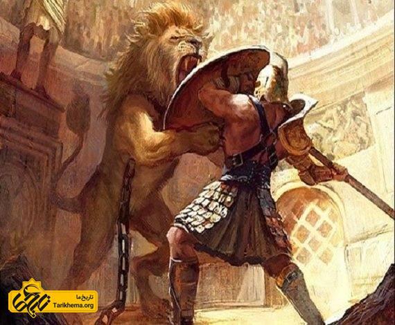 گلادیاتور رومی کوپوفوروس