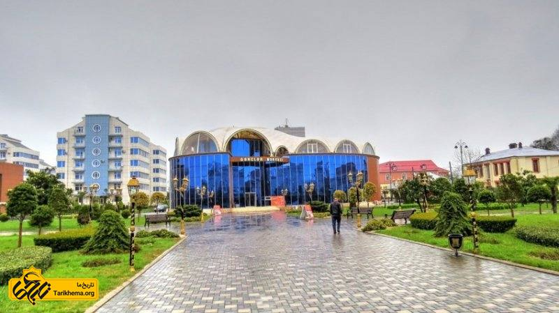 شهر لنکران