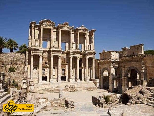کتابخانه سلسوس روم