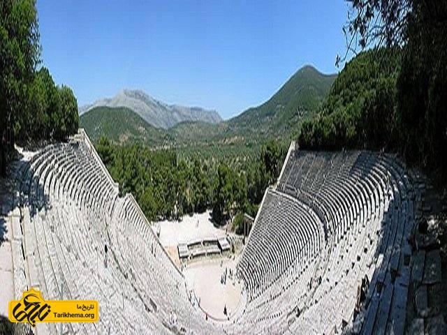 تئاتر اپیداروس یونان