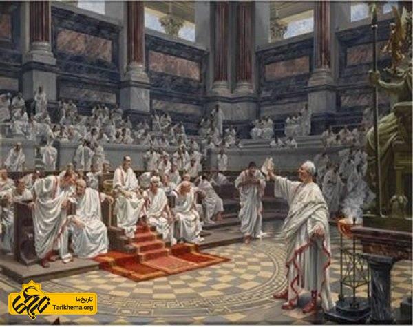 سنای روم