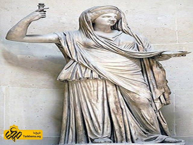 مجسمه هرا در لوور پاریس