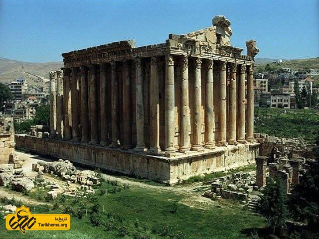 معابد بعبلک روم