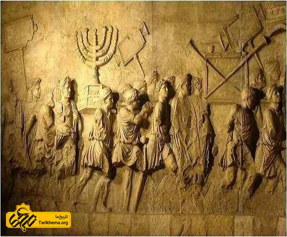 ساخت کولوسئوم توسط 60000 برده