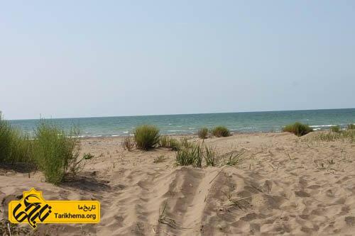 زیباترین ساحل های ایران