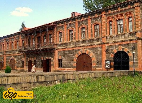 موزه معماری ملی ژیتوغتسیان
