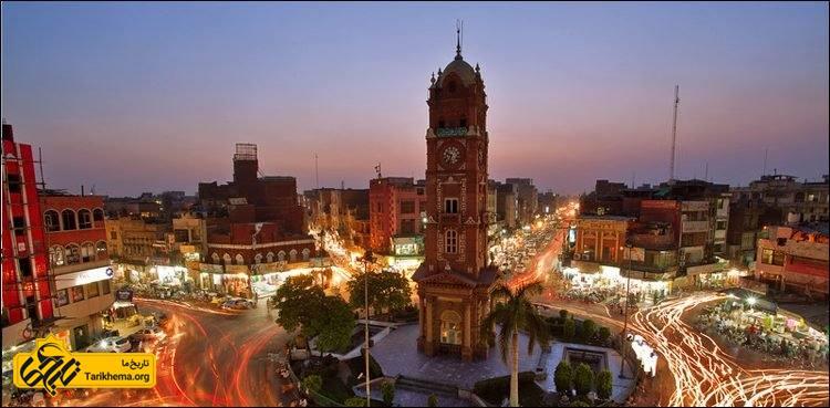 معرفی شهر فیصل آباد