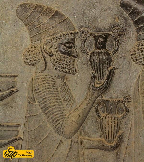 مردم در زمان هخامنشیان چه میخوردند؟