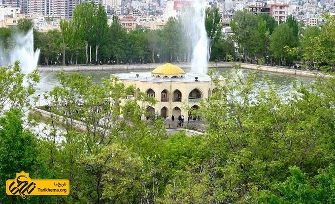 معرفی پارک های تبریز