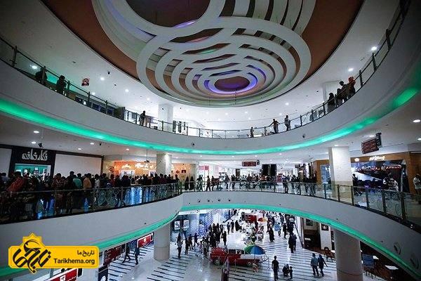 بهترین مراکز خرید در اصفهان