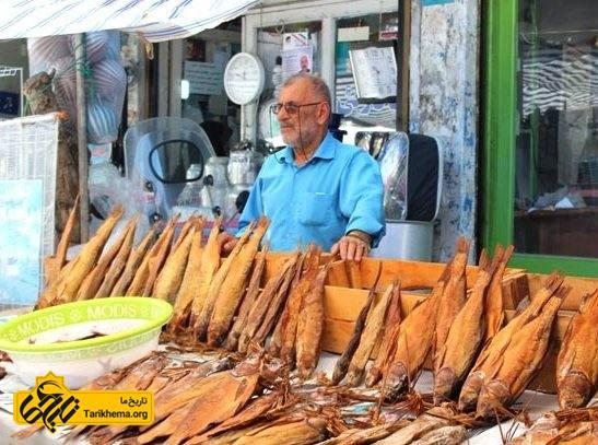 بازارهای بندر انزلی