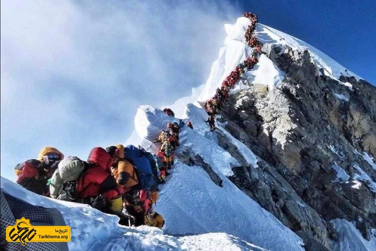 خطرناک ترین کوه های دنیا