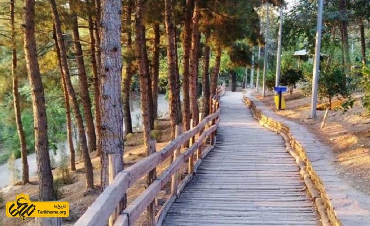 پارک طالقانی کجاست