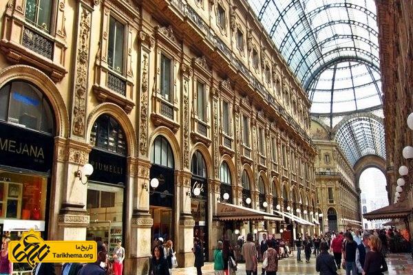 در میلان از کجا خرید کنیم