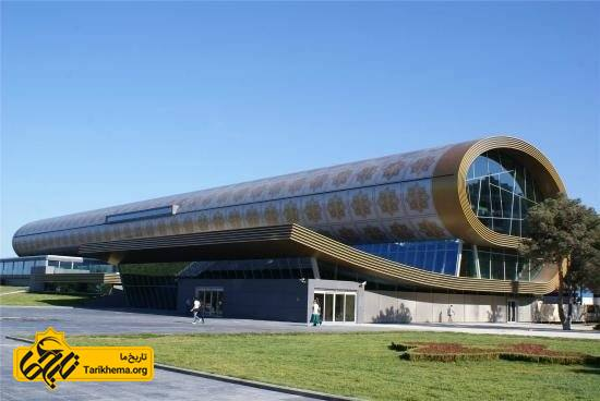 جاذبه های معماری مدرن در باکو