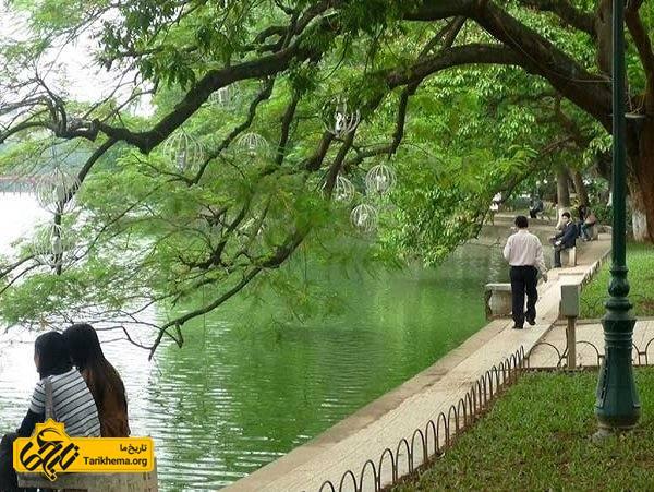 جاذبههای گردشگری هانوی