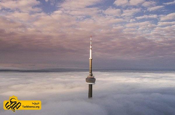 برج سی ان تورنتو