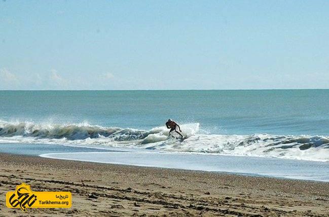 بهترین مکان های ترکیه برای موج سواری