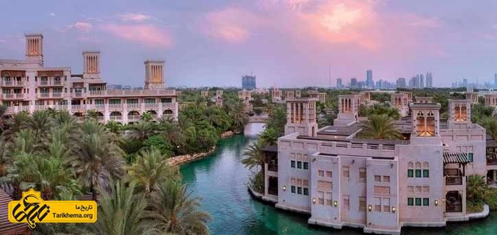 جمیرا القصر دبی