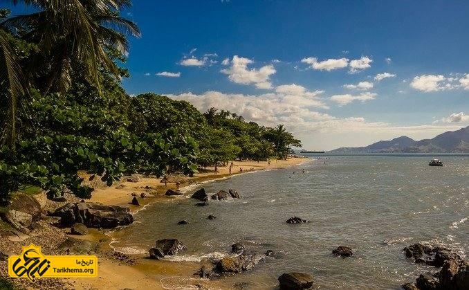 مسیرهای طبیعت گردی برزیل