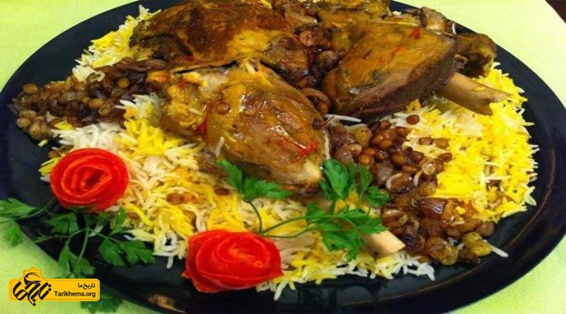 غذاهای سنتی دبی