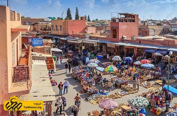 هزینه های سفر به مراکش