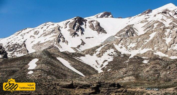 کوه های معروف آسیا