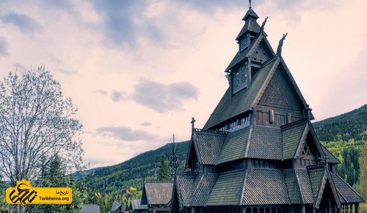 عجیب ترین کلیساهای چوبی جهان