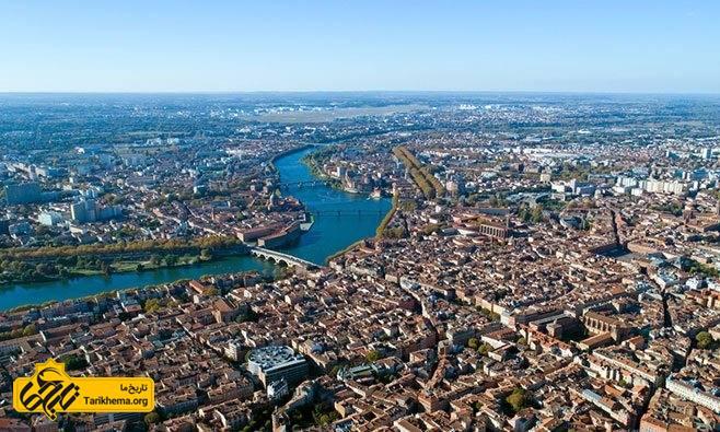 مهم ترین شهرهای فرانسه