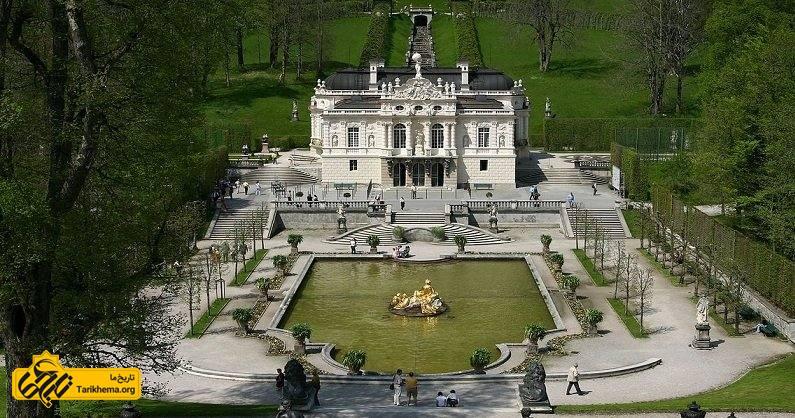 کاخ های شگفت انگیز جهان