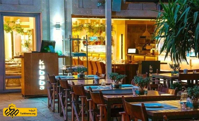 معروف ترین رستوران های تهران